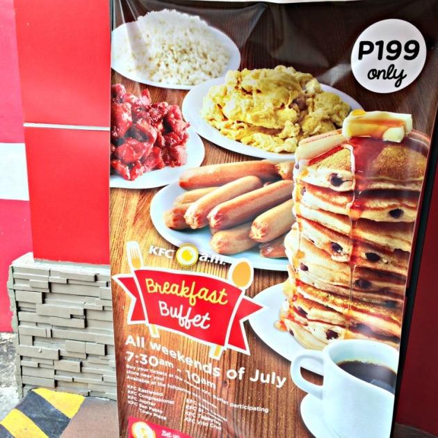 kfc breakfast buffet_2